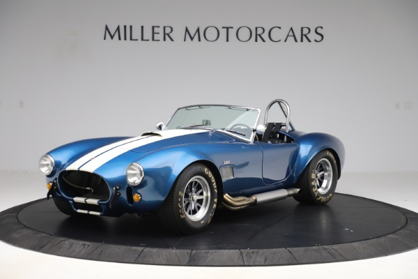 Used 1965 Ford Cobra CSX for sale Sold at McLaren Greenwich in Greenwich CT 06830 2