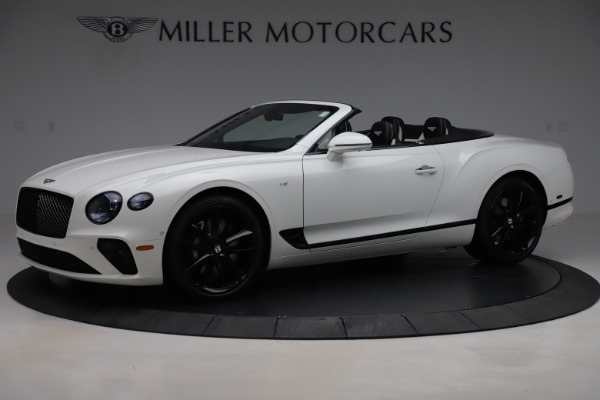 New 2020 Bentley Continental GTC V8 for sale $277,915 at McLaren Greenwich in Greenwich CT 06830 2