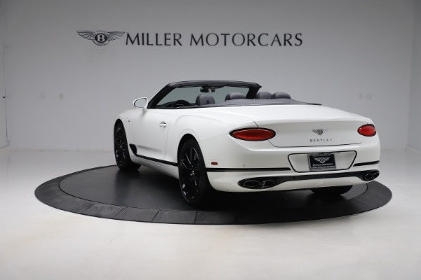 New 2020 Bentley Continental GTC V8 for sale $277,915 at McLaren Greenwich in Greenwich CT 06830 4