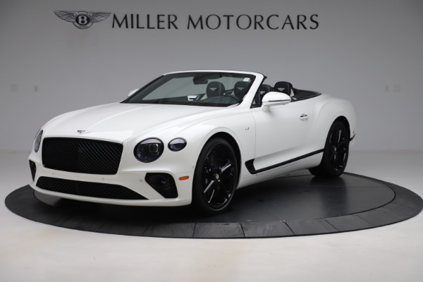 New 2020 Bentley Continental GTC V8 for sale $277,915 at McLaren Greenwich in Greenwich CT 06830 1