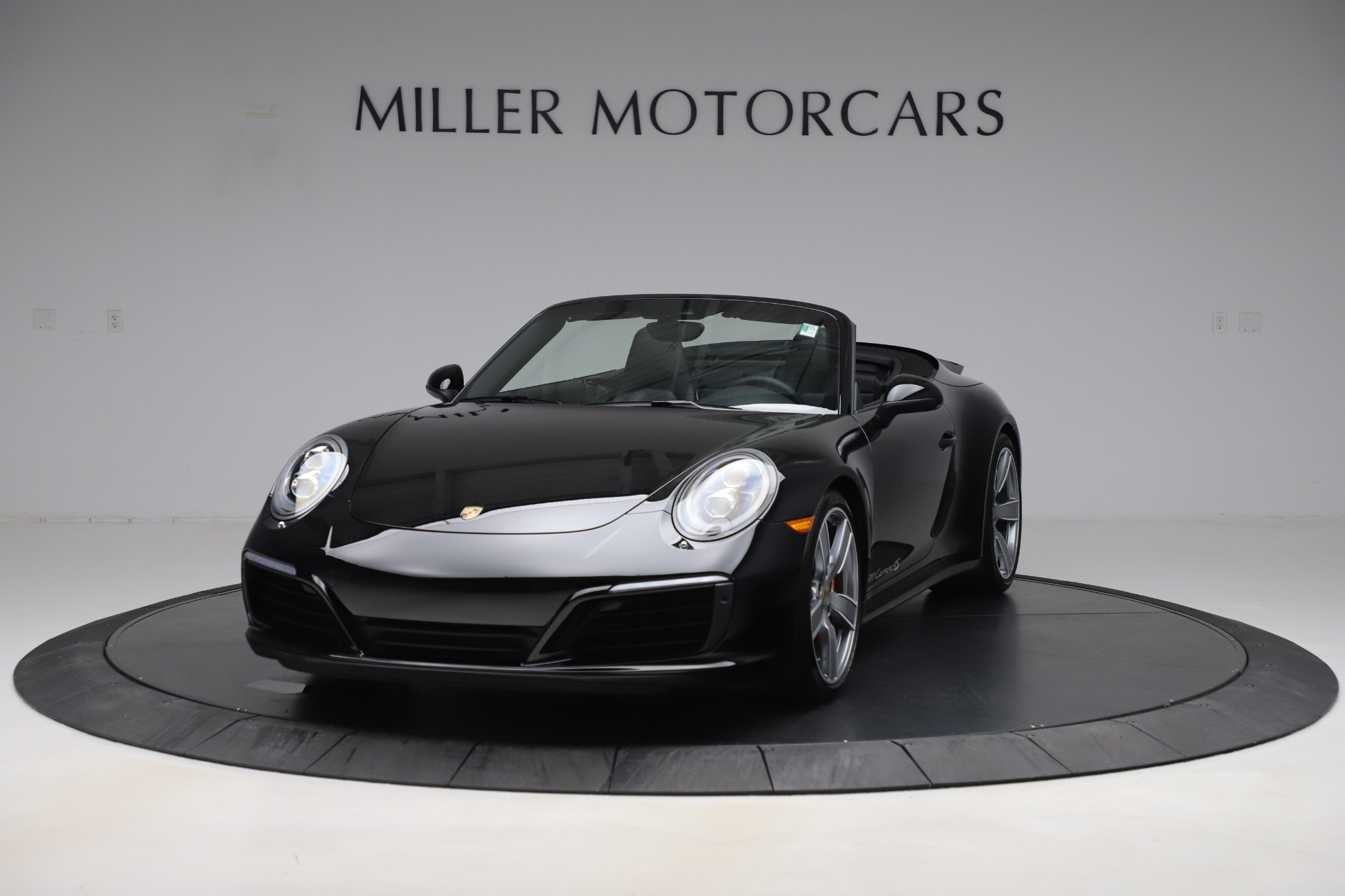 Used 2017 Porsche 911 Carrera 4S for sale Sold at McLaren Greenwich in Greenwich CT 06830 1