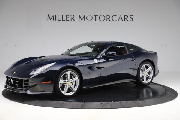Used 2017 Ferrari F12 Berlinetta Base for sale Sold at McLaren Greenwich in Greenwich CT 06830 2