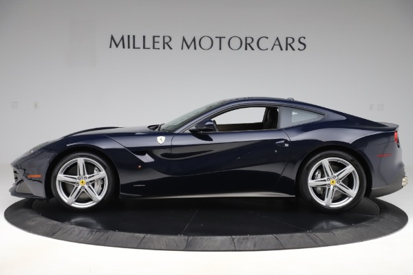 Used 2017 Ferrari F12 Berlinetta Base for sale Sold at McLaren Greenwich in Greenwich CT 06830 3