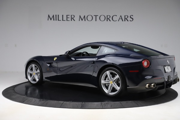 Used 2017 Ferrari F12 Berlinetta Base for sale Sold at McLaren Greenwich in Greenwich CT 06830 4