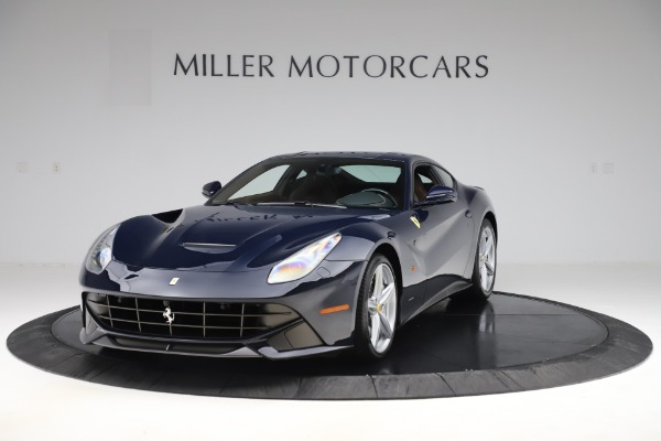 Used 2017 Ferrari F12 Berlinetta Base for sale Sold at McLaren Greenwich in Greenwich CT 06830 1