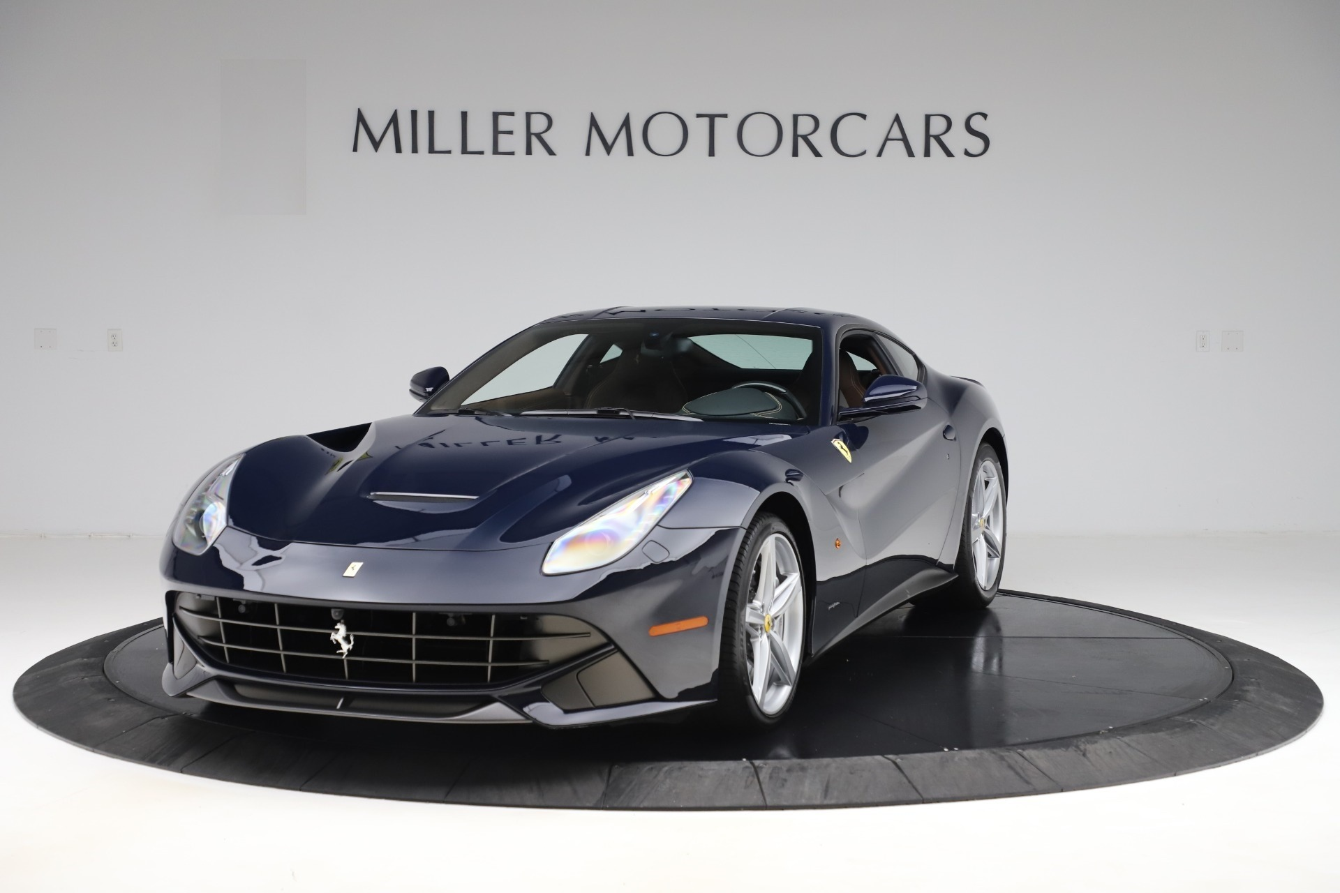 Used 2017 Ferrari F12 Berlinetta for sale $259,900 at McLaren Greenwich in Greenwich CT 06830 1