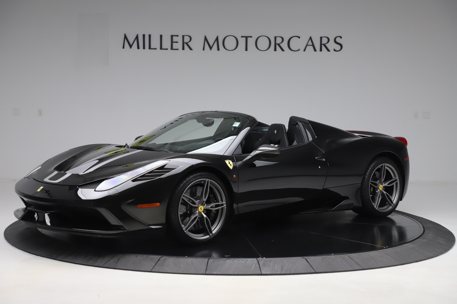 Pre Owned 2015 Ferrari 458 Speciale Aperta For Sale Special Pricing Mclaren Greenwich Stock 4625