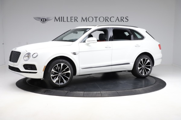 New 2020 Bentley Bentayga V8 for sale $202,735 at McLaren Greenwich in Greenwich CT 06830 2