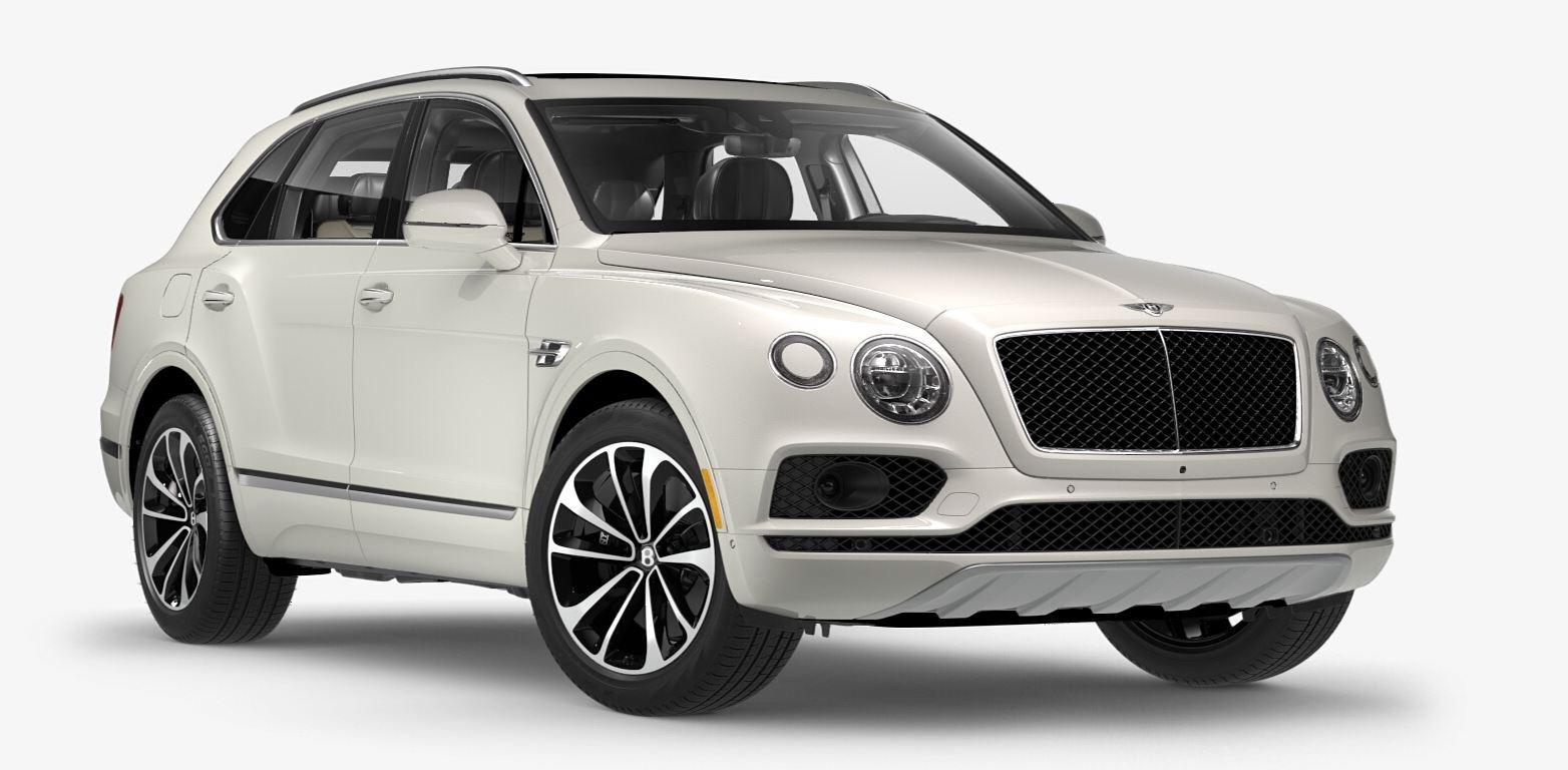 New 2020 Bentley Bentayga V8 for sale $202,735 at McLaren Greenwich in Greenwich CT 06830 1