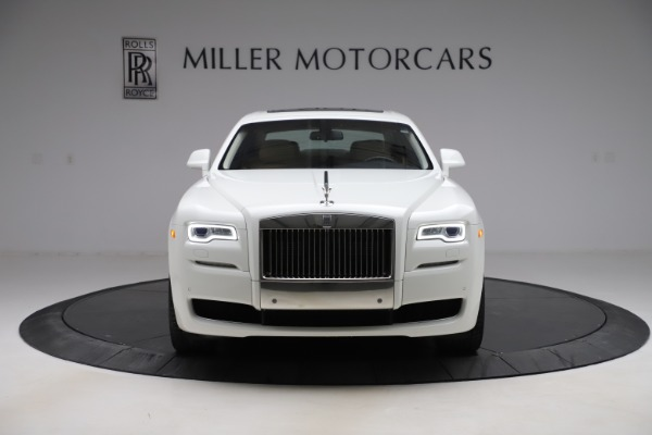 Used 2015 Rolls-Royce Ghost for sale Sold at McLaren Greenwich in Greenwich CT 06830 2