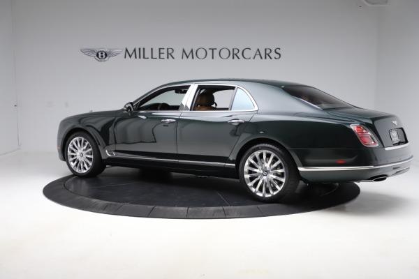 New 2020 Bentley Mulsanne V8 for sale $381,665 at McLaren Greenwich in Greenwich CT 06830 4