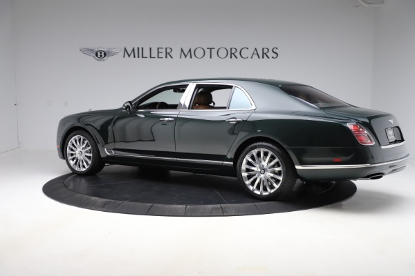 New 2020 Bentley Mulsanne for sale Sold at McLaren Greenwich in Greenwich CT 06830 4