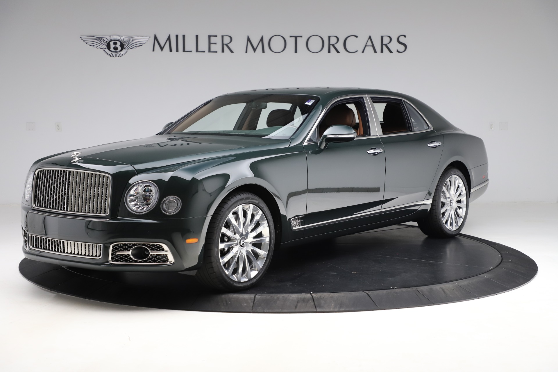 New 2020 Bentley Mulsanne for sale Sold at McLaren Greenwich in Greenwich CT 06830 1