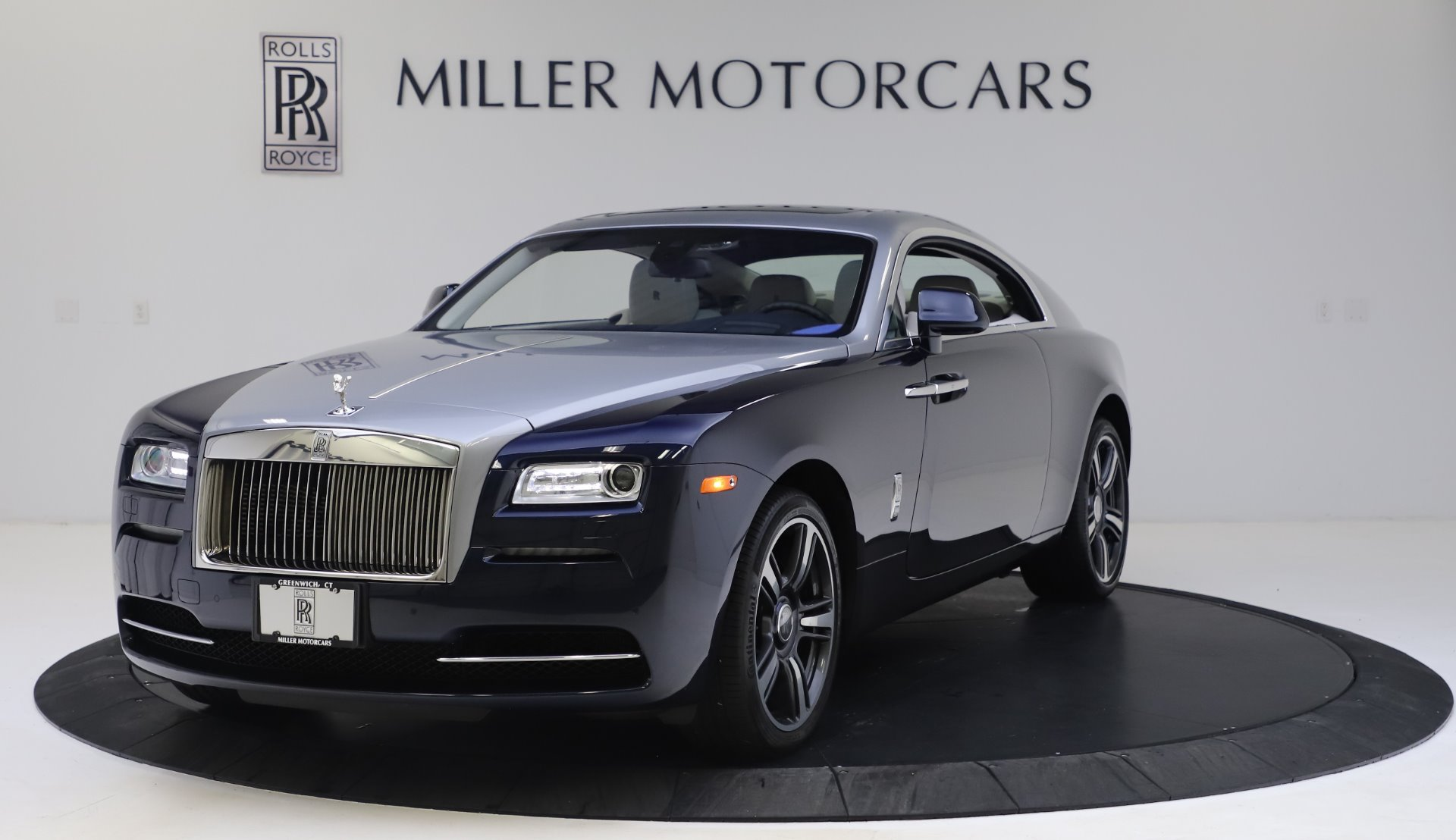 Used 2016 Rolls-Royce Wraith for sale Sold at McLaren Greenwich in Greenwich CT 06830 1