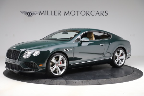 Used 2017 Bentley Continental GT V8 S for sale $139,900 at McLaren Greenwich in Greenwich CT 06830 2