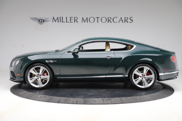 Used 2017 Bentley Continental GT V8 S for sale $139,900 at McLaren Greenwich in Greenwich CT 06830 3