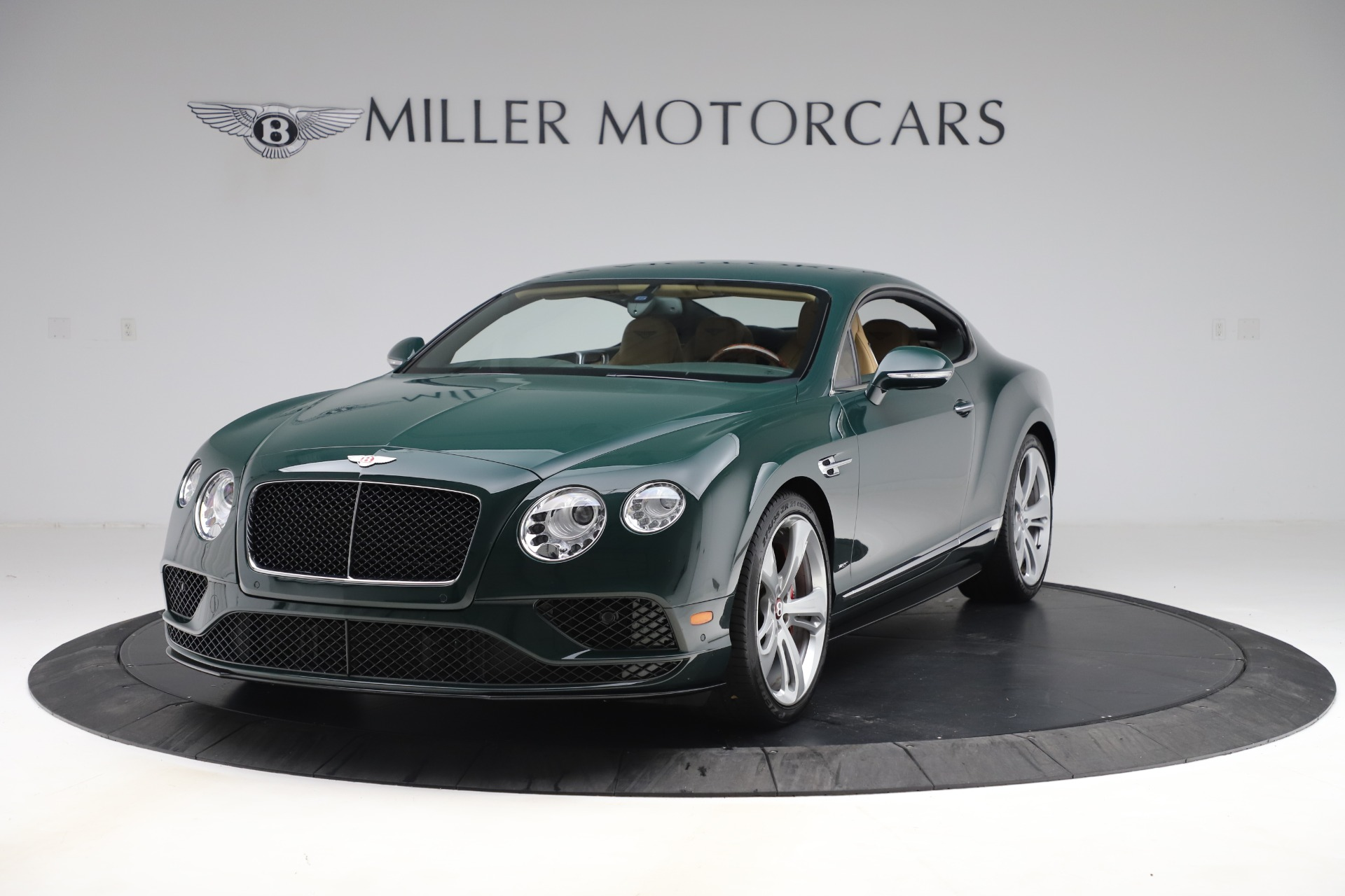 Used 2017 Bentley Continental GT V8 S for sale $139,900 at McLaren Greenwich in Greenwich CT 06830 1