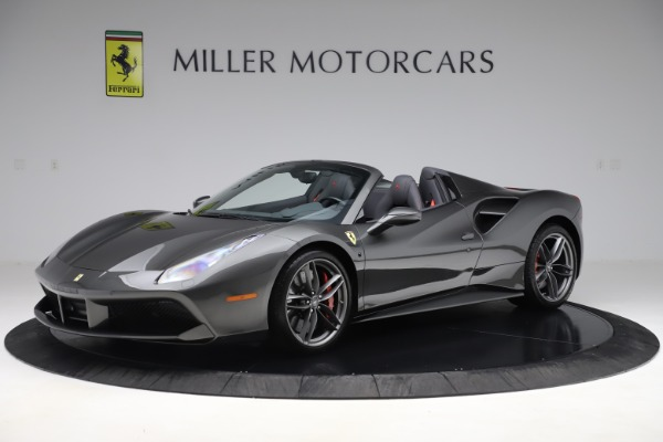 Used 2018 Ferrari 488 Spider for sale $283,900 at McLaren Greenwich in Greenwich CT 06830 2
