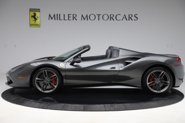 Used 2018 Ferrari 488 Spider for sale $283,900 at McLaren Greenwich in Greenwich CT 06830 3