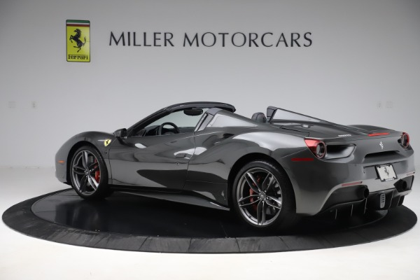Used 2018 Ferrari 488 Spider for sale $283,900 at McLaren Greenwich in Greenwich CT 06830 4