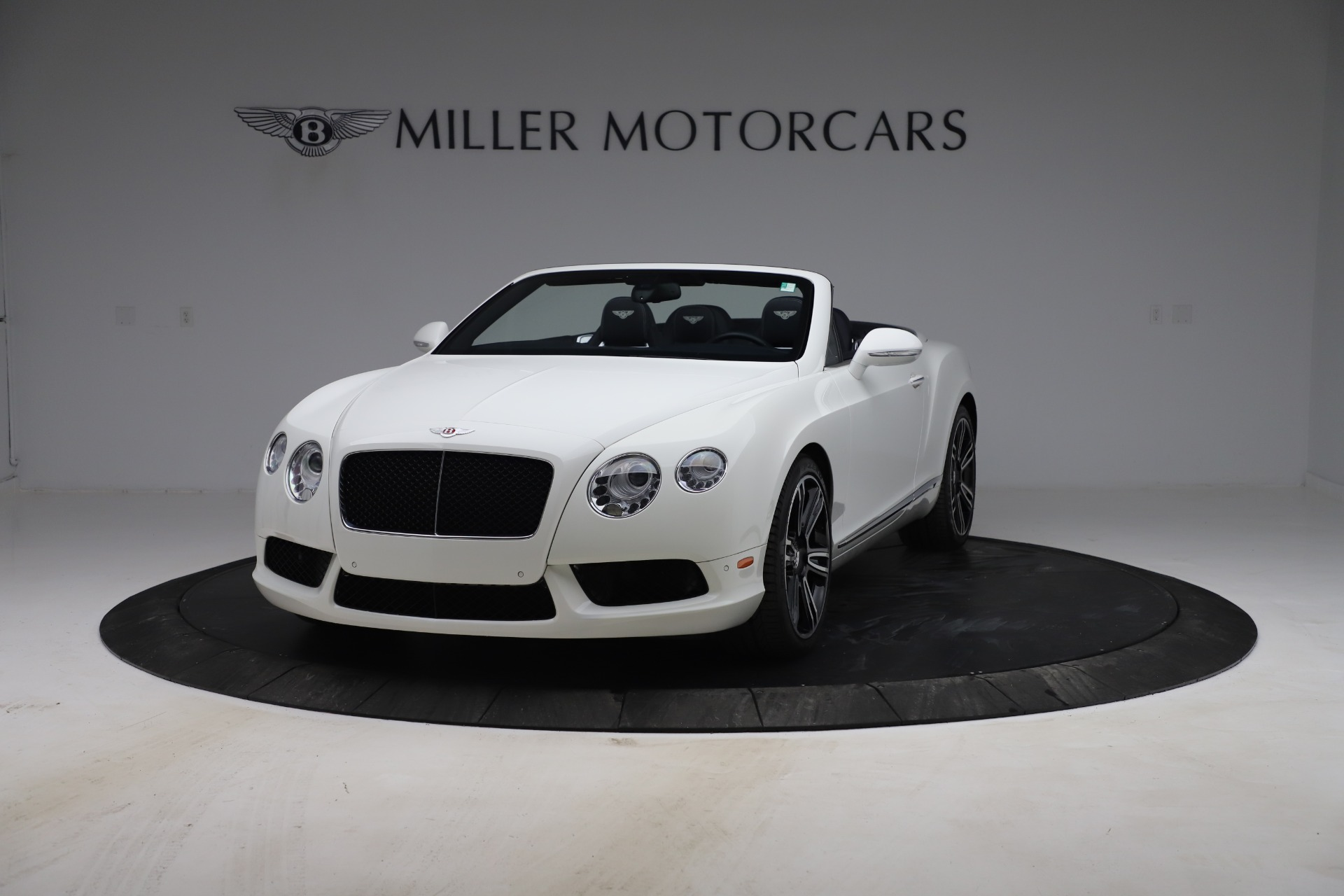 Used 2015 Bentley Continental GTC V8 for sale $119,900 at McLaren Greenwich in Greenwich CT 06830 1