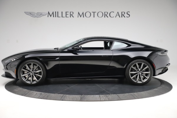 Used 2018 Aston Martin DB11 V8 for sale $139,900 at McLaren Greenwich in Greenwich CT 06830 2