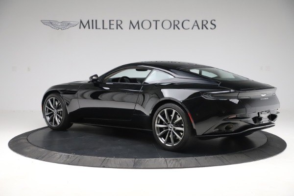 Used 2018 Aston Martin DB11 V8 for sale $139,900 at McLaren Greenwich in Greenwich CT 06830 3