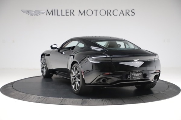 Used 2018 Aston Martin DB11 V8 for sale $139,900 at McLaren Greenwich in Greenwich CT 06830 4