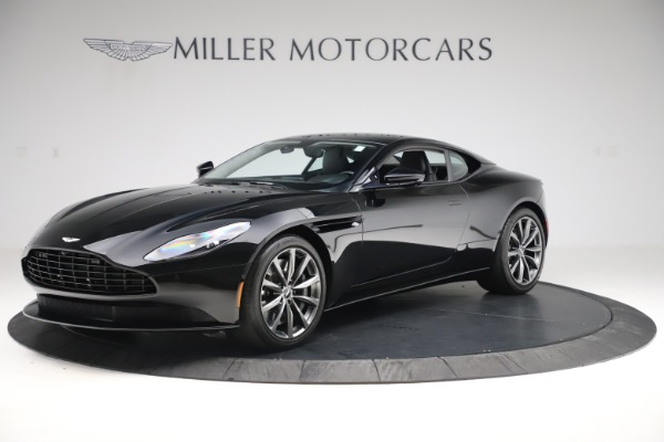 Used 2018 Aston Martin DB11 V8 for sale $139,900 at McLaren Greenwich in Greenwich CT 06830 1