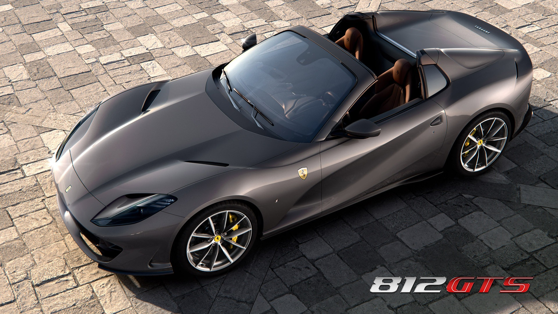 New 2020 Ferrari 812GTS for sale Call for price at McLaren Greenwich in Greenwich CT 06830 1