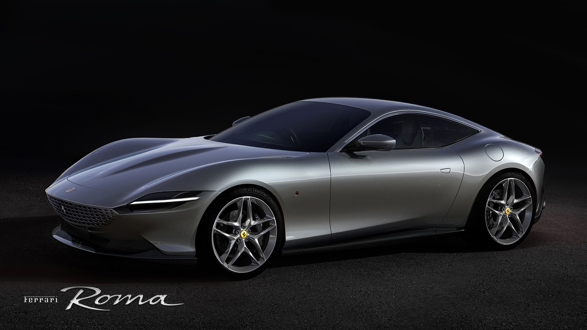 New 2021 Ferrari Roma for sale Call for price at McLaren Greenwich in Greenwich CT 06830 1