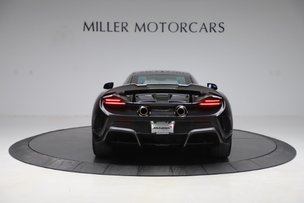 Used 2016 McLaren 675LT COUPE for sale Sold at McLaren Greenwich in Greenwich CT 06830 4