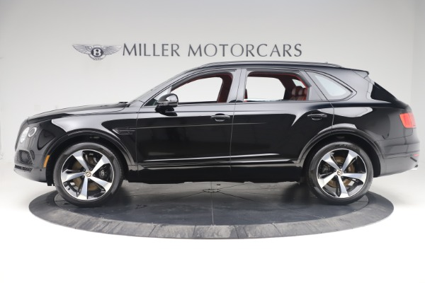 New 2020 Bentley Bentayga V8 for sale Sold at McLaren Greenwich in Greenwich CT 06830 3
