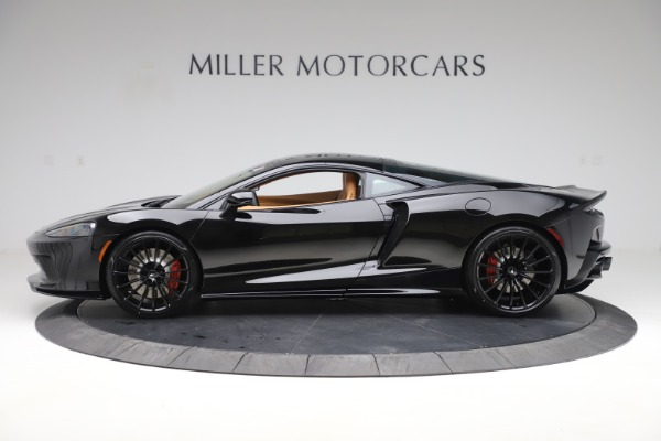 New 2020 McLaren GT Coupe for sale $245,975 at McLaren Greenwich in Greenwich CT 06830 2