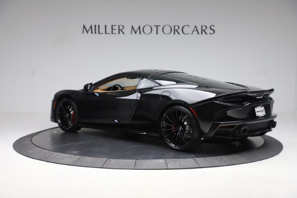 New 2020 McLaren GT Coupe for sale $245,975 at McLaren Greenwich in Greenwich CT 06830 3