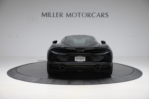 New 2020 McLaren GT Coupe for sale $245,975 at McLaren Greenwich in Greenwich CT 06830 4