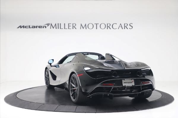 New 2020 McLaren 720S Spider Convertible for sale $383,090 at McLaren Greenwich in Greenwich CT 06830 4