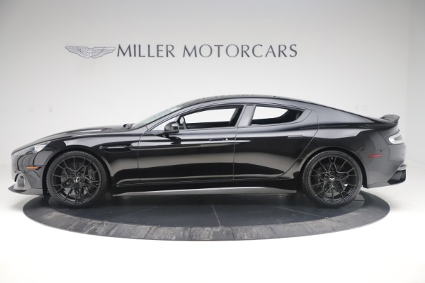 New 2019 Aston Martin Rapide AMR Sedan for sale Sold at McLaren Greenwich in Greenwich CT 06830 2