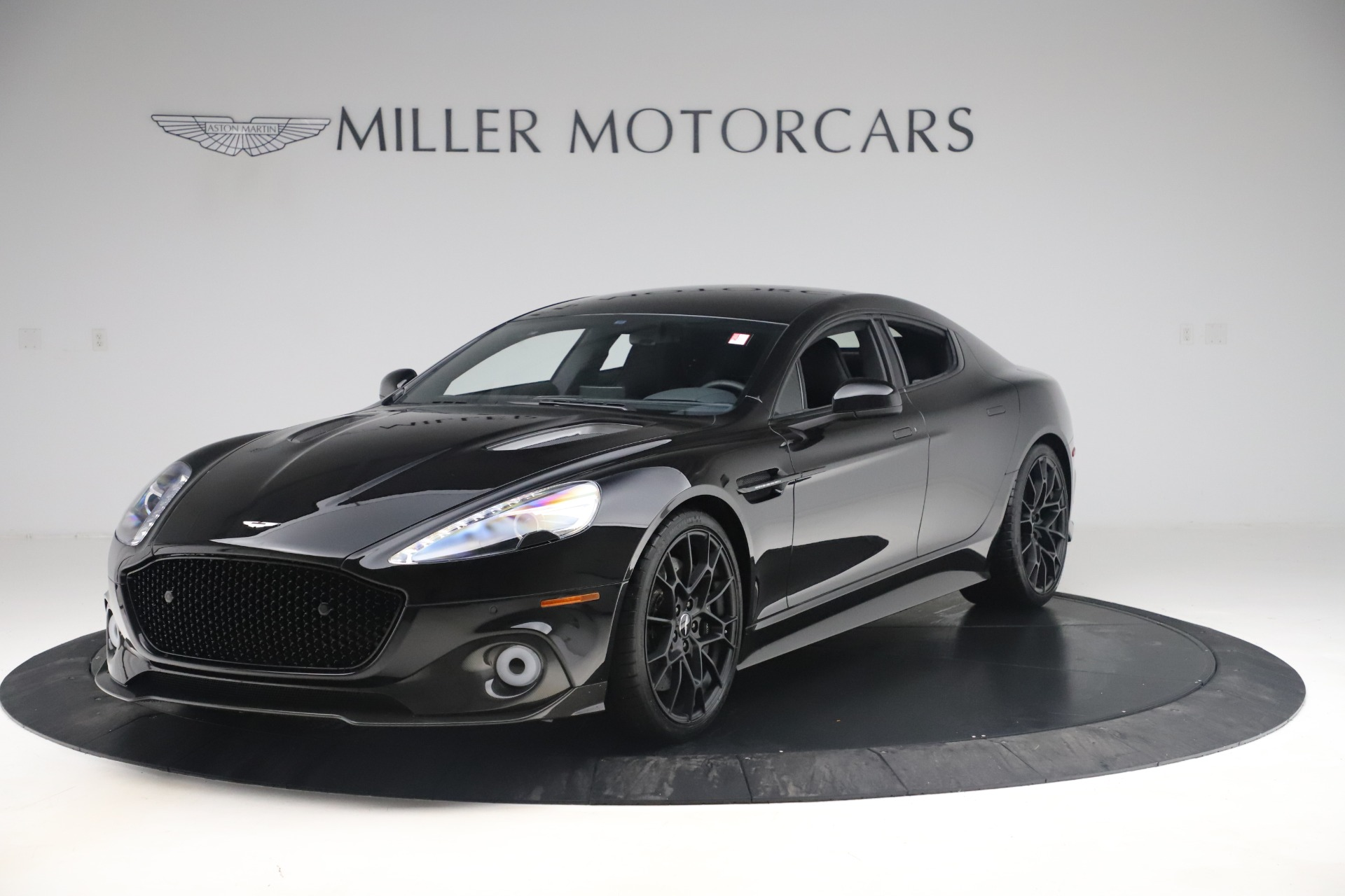 New 2019 Aston Martin Rapide AMR Sedan for sale Sold at McLaren Greenwich in Greenwich CT 06830 1