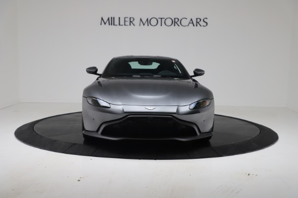 New 2020 Aston Martin Vantage Coupe for sale $166,366 at McLaren Greenwich in Greenwich CT 06830 2
