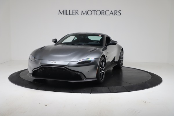 New 2020 Aston Martin Vantage Coupe for sale $166,366 at McLaren Greenwich in Greenwich CT 06830 3