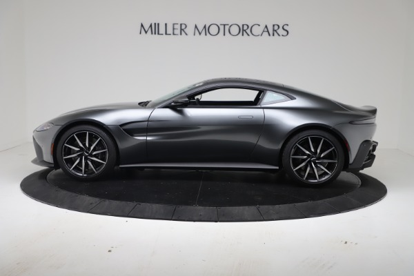 New 2020 Aston Martin Vantage Coupe for sale $166,366 at McLaren Greenwich in Greenwich CT 06830 4