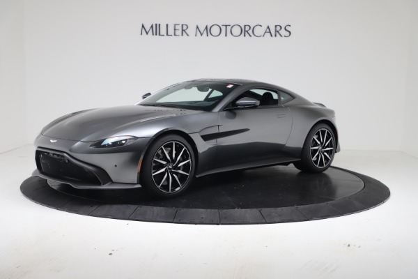 New 2020 Aston Martin Vantage Coupe for sale $166,366 at McLaren Greenwich in Greenwich CT 06830 1