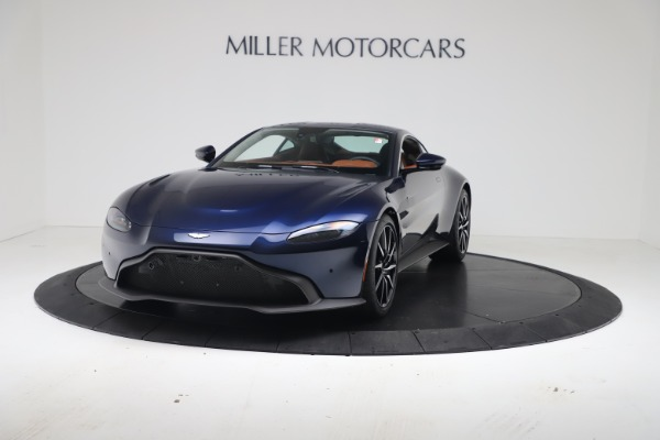 New 2020 Aston Martin Vantage Coupe for sale $180,017 at McLaren Greenwich in Greenwich CT 06830 3