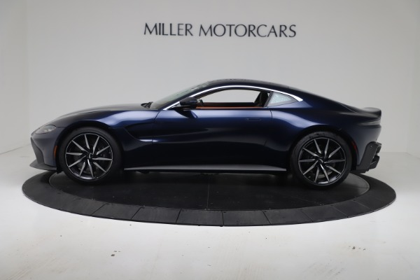 New 2020 Aston Martin Vantage Coupe for sale $180,017 at McLaren Greenwich in Greenwich CT 06830 4