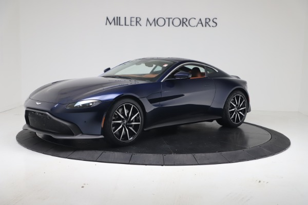 New 2020 Aston Martin Vantage Coupe for sale $180,017 at McLaren Greenwich in Greenwich CT 06830 1