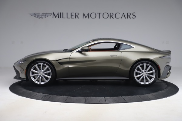 New 2020 Aston Martin Vantage Coupe for sale $180,450 at McLaren Greenwich in Greenwich CT 06830 2