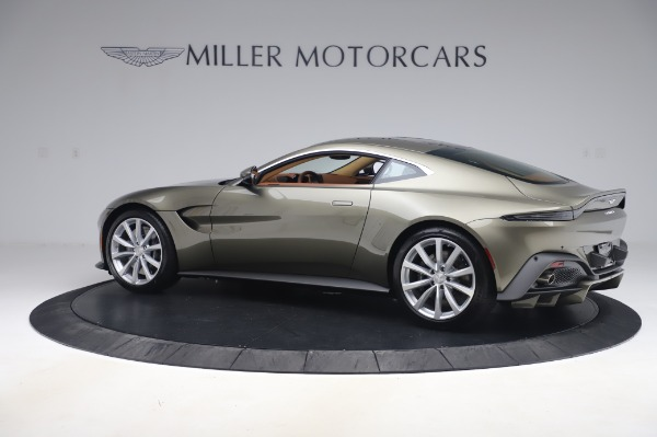 New 2020 Aston Martin Vantage Coupe for sale $180,450 at McLaren Greenwich in Greenwich CT 06830 3