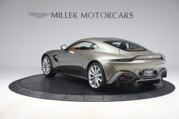 New 2020 Aston Martin Vantage Coupe for sale $180,450 at McLaren Greenwich in Greenwich CT 06830 4