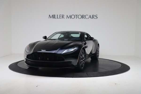 New 2020 Aston Martin DB11 V8 Coupe for sale $237,996 at McLaren Greenwich in Greenwich CT 06830 2